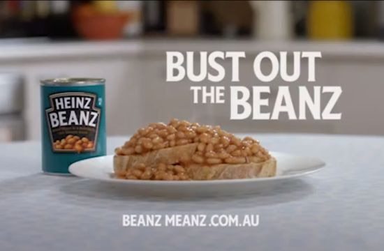 'Bust out the Beanz' From GPY&R Melbourne