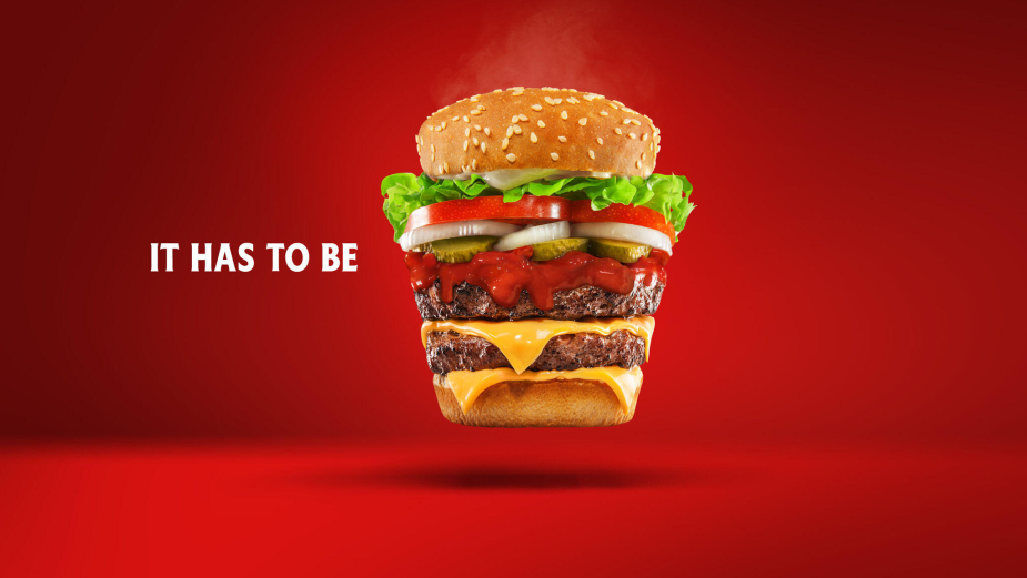 Heinz's Iconic Keystone Takes the Form of Food in Campaign from Rethink