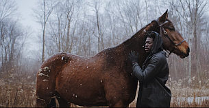 Partizan's Allie Avital Directs Stunning New Music Video 'Quarrel' for Moses Sumney