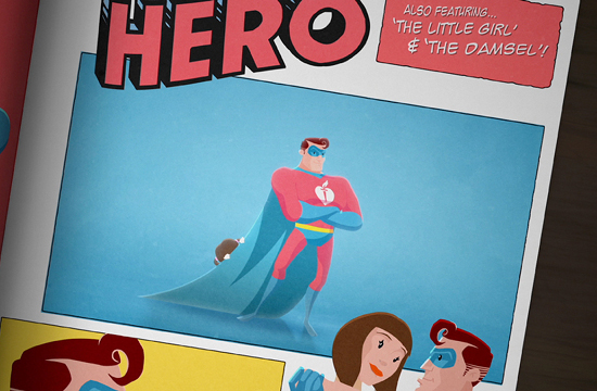 'The Hero In All Of Us'