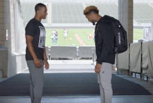 NFL Stars Victor Cruz & Odell Beckham Jr. Share Their Thoughts for Foot Locker