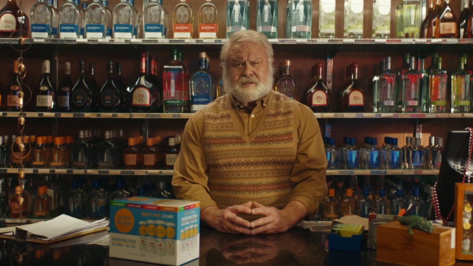 Wise Man Urges You to Seize the Day in High Noon Hard Seltzer Campaign
