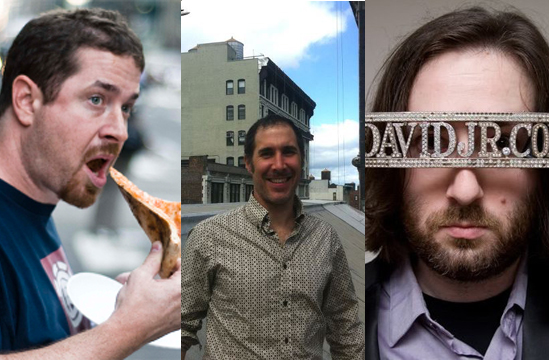 The now corporation Adds Trio of Editors