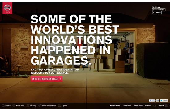 Nissan Challenge World to Unleash Best Ideas