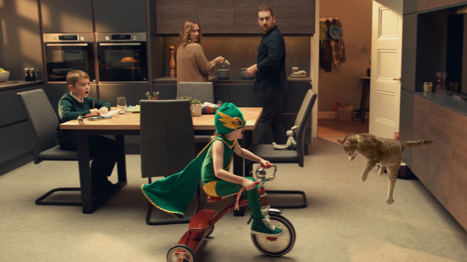 Homebase's 'The Street' Shows Off the Chaotic Moments of Kitchens in Latest Spot