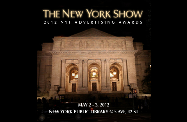 New York Festivals International Advertising Awards Announces 2012 Shortlist