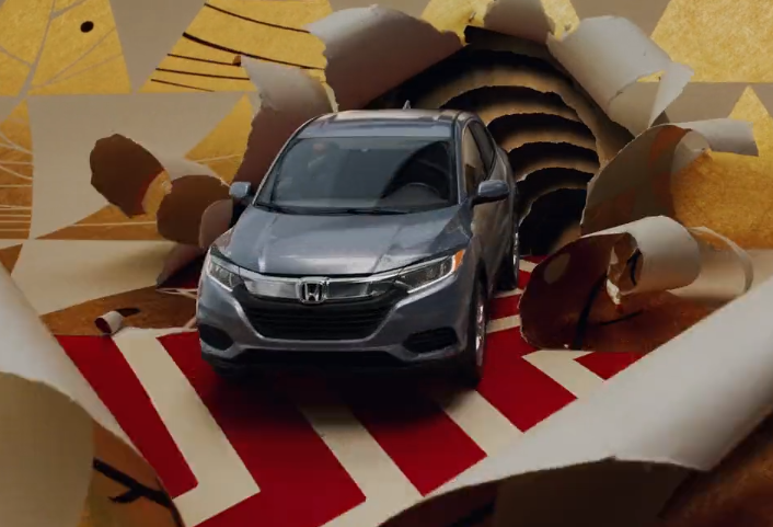 Hornet and Honda Unwrap the Joy of the Holidays with RPA