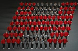 mcgarrybowen London Steps Up for Amazingly Choreographed Honda Ad