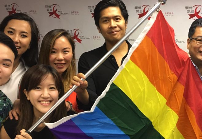BBDO Hong Kong Wins AIDS Concern Business