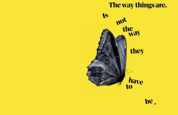 If We Can Make a Butterfly Badass, We Can Make Hope Badass