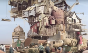 Global Builders Band Together for Heimat's Latest Hornbach Campaign