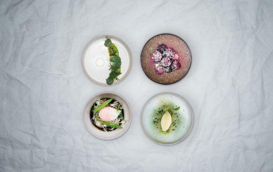 How Did a Swedish Pop Up Turn Fashion into Food?
