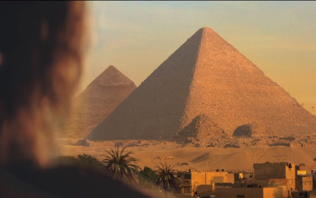 Scenic New House of Travel Spot 'Pyramids' Is Based on a True Story