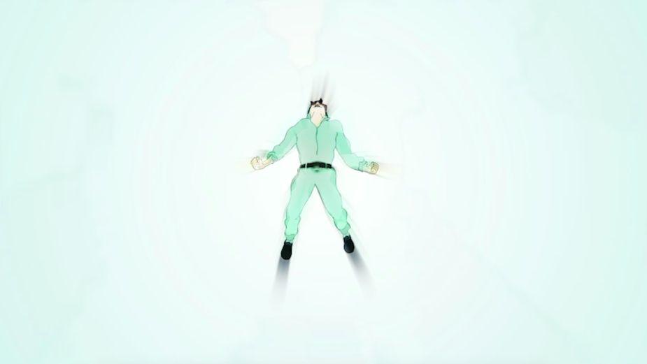 Animated Superhero Short 'Hoverman' Premieres at 25th LA Shorts International Film Festival