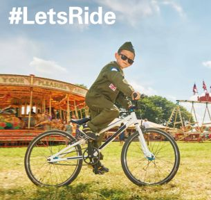 HSBC UK Launches #LetsRide Partnership Campaign with British Cycling