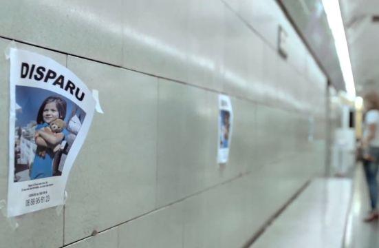 La Chose Paris Launch 'Missing' for Hubwin-Mamans