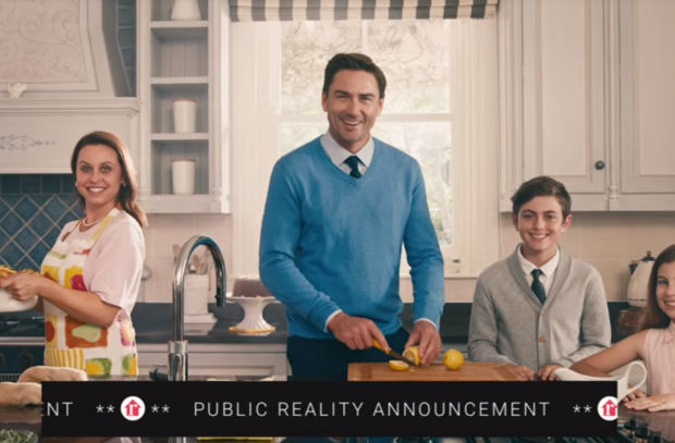 Realtor.com's 'Public Reality Announcements' Reveal the Truth behind Home Buying
