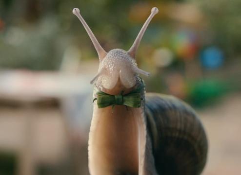 Meet Framestore's Corrie-loving Freesat Snail 'Sheldon'