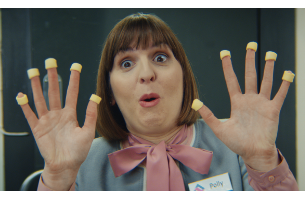 BMB Has its Hands Full in New Hula Hoops Campaign