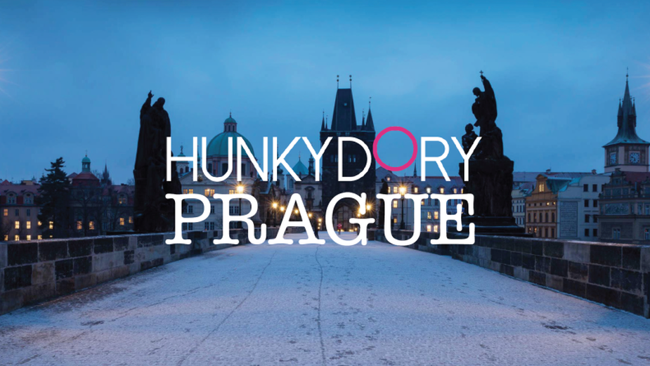 HunkyDory Opens New Prague Office
