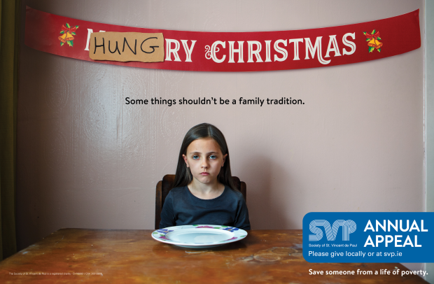 Some Things Should Not be a Family Tradition in Emotional Christmas Campaign