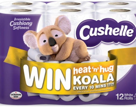 LIFE Puts Cushelle's Koala Centre Stage with New Promotional Campaign