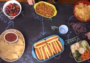 BBDO NY & Lowe's Celebrate Super Bowl with Time-lapse Treats