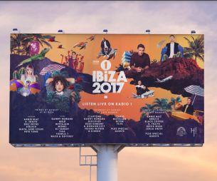 Mother Design Captures The Spirit of Ibiza for BBC Radio 1