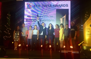 BBDO Guerrero Wins 'Agency of the Year' at Tinta Awards