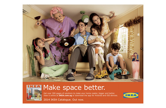 BBH Asia Pacific's 'Make Space Better' for IKEA
