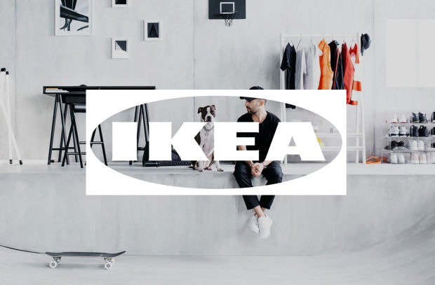 72andSunny Amsterdam Introduces New Dynamic Logo for IKEA