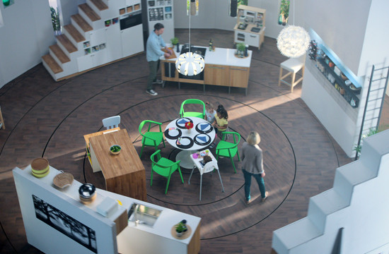 Try Watching This Awesome IKEA Ad Without Getting Dizzy