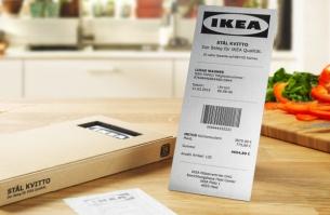 DDB Hamburg Develops a Receipt That Lasts as Long as an IKEA Product