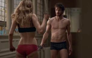 Sword Play's the New Foreplay in JWT NY's Sexy Wilkinson Sword Film