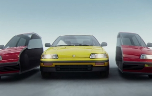 Smith & Foulkes Shoot a Russian Doll Honda in New Campaign