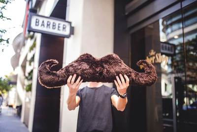 42BELOW Launches World's First Eco-Draft Stopper Made From Real Moustaches