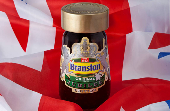 Limited Edition 'Musical' Branston Pickle