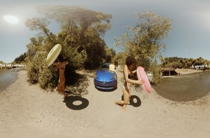 VR Playhouse Takes Viewers on a Summer Road Trip for Toyota Prius