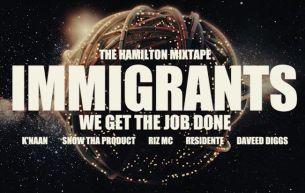 Lin-Manuel Miranda Creates Meaningful Music Video for The Hamilton Mixtape Single 'We Get the Job Done'