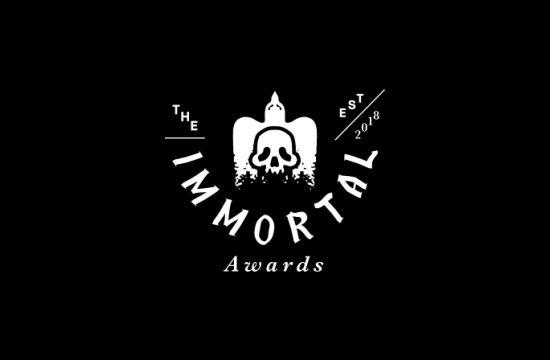 The Immortal Awards Announces 2018 Shortlist
