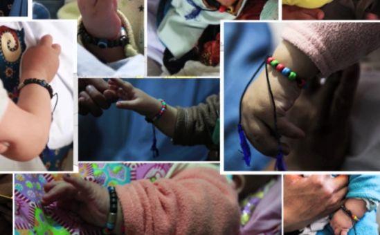 Low Tech Life Saver: How the Immunity Charm is Saving Children