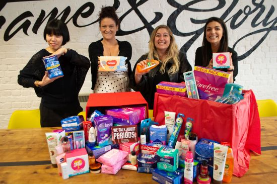 Impero Donates to Bloody Good Period for International Women's Day