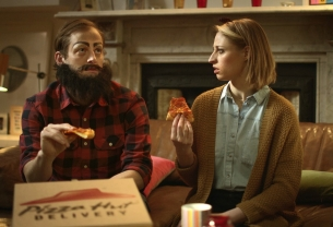 Imposter Problems in O&M London's Fun New Spot for Pizza Hut
