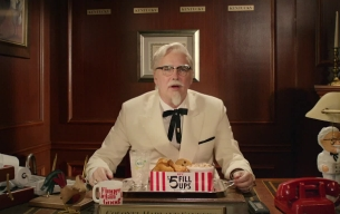 Norm MacDonald Is the 'Real Colonel Sanders' for W+K Portland's Latest KFC Ads