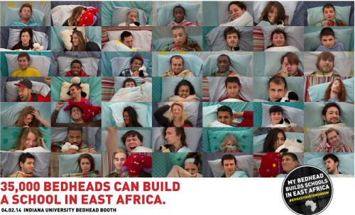 Building Tomorrow Charity Launches 'Selfie' Campaign To Raise Donations