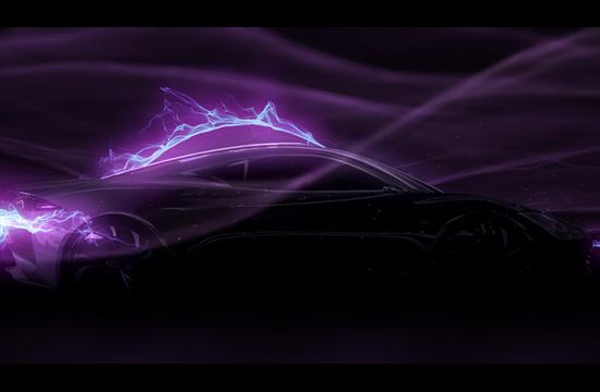 """Blue Essence"" Nissan Infiniti's New EMERG-E Electric Concept Car"