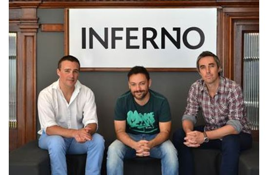 Inferno's Trio of New Hires