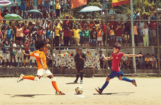 Fever Pitch Hits Holland with ING's 'What's It Going To Be?'