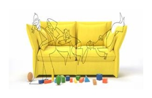 Nexus Animates a Quirky Little Film for Furniture Brand Vitra