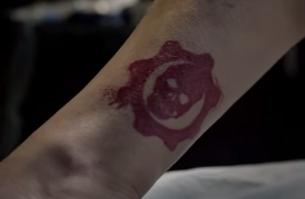 Twofifteenmccann 'Remasters' Tattoos for Rerelease of Gears of War